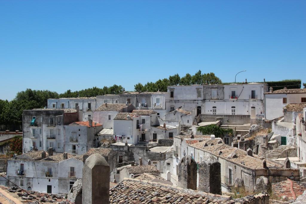Puglia, Italia, Monte Sant' Angelo