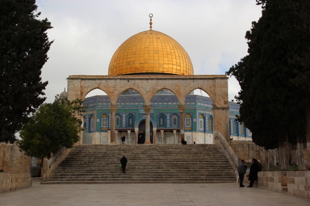 The Dome of Rock, Jerusalem Photo: Mette S. Fjeldheim