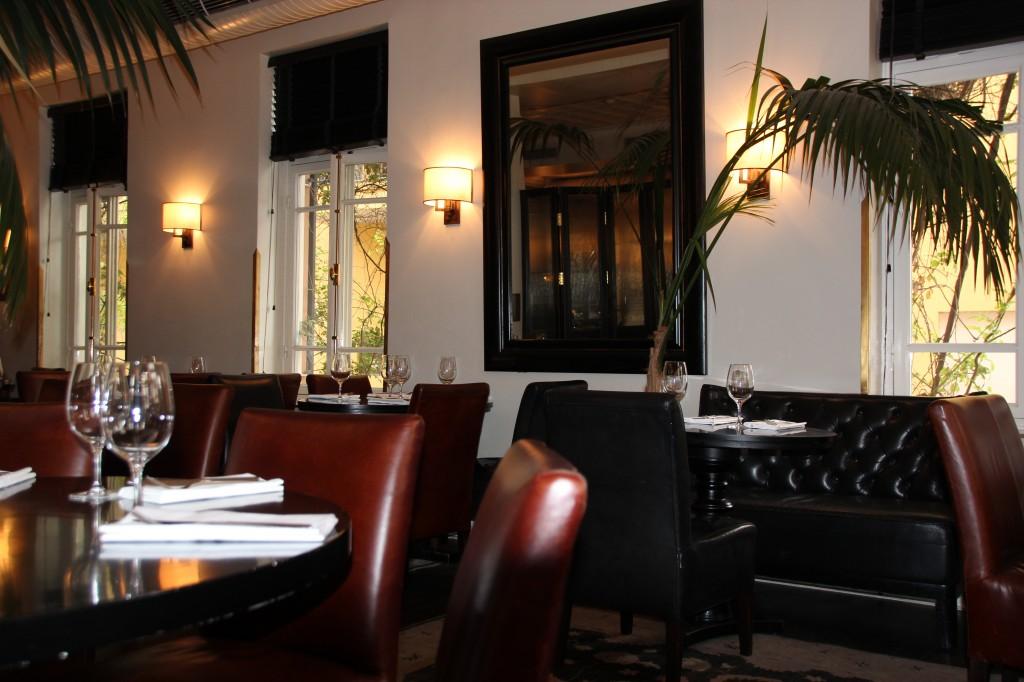 Restaurant Montefiore, Tel Aviv, Israel