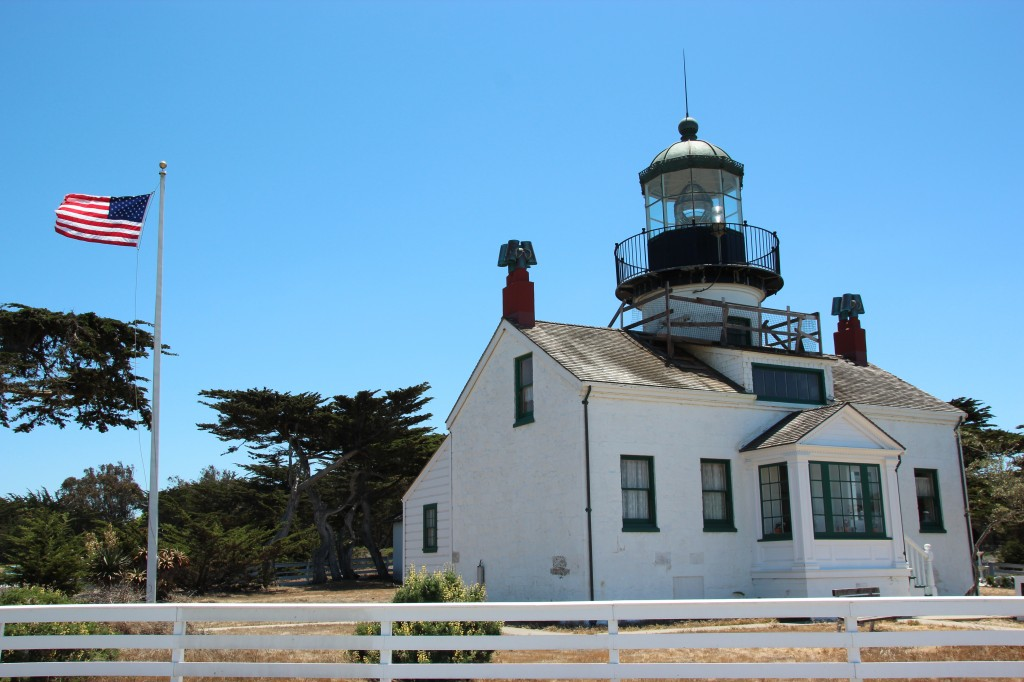 Point Pinos Lighthouse Foto: Mette S. Fjeldheim