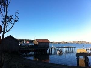 Overnatting svenskekysten