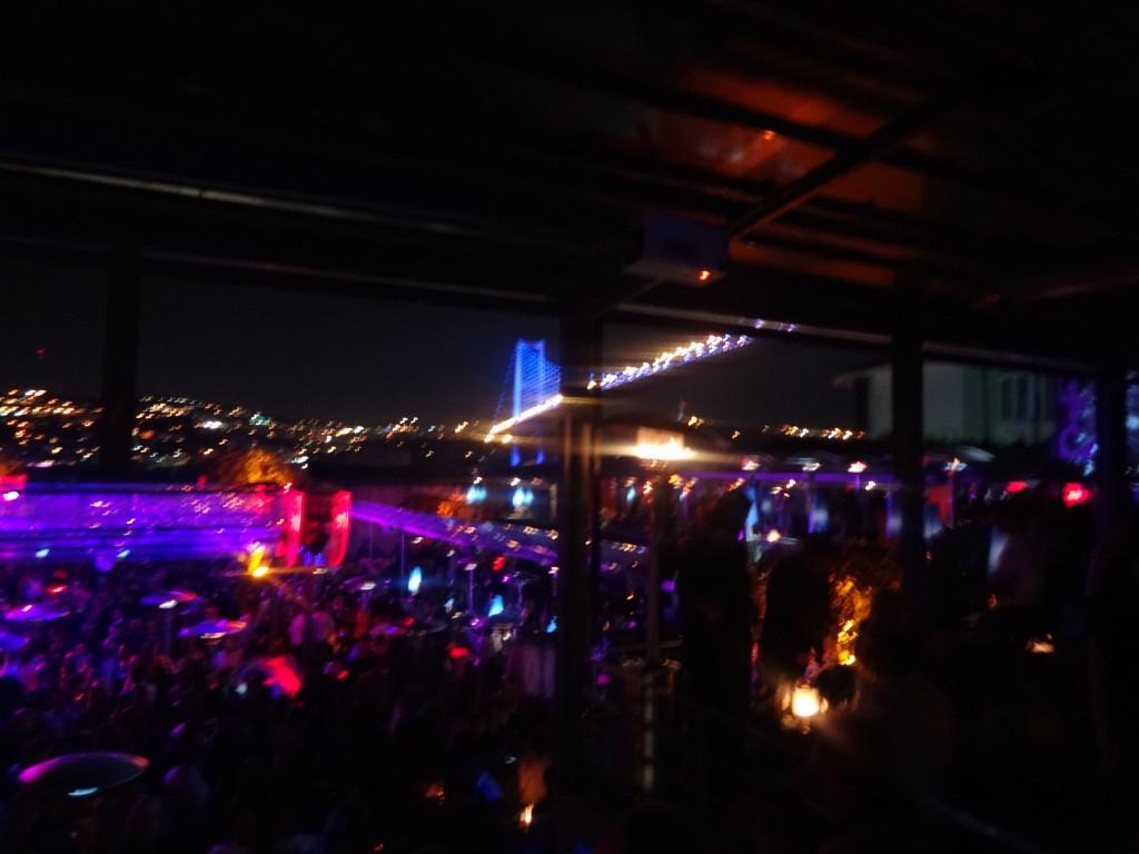 Reina nightclub, Istanbul Foto: Mette S. Fjeldheim