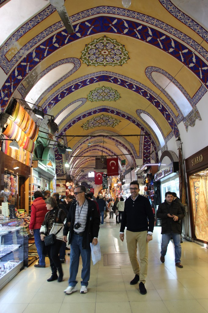 Istanbul opplevelser, Grand Bazar