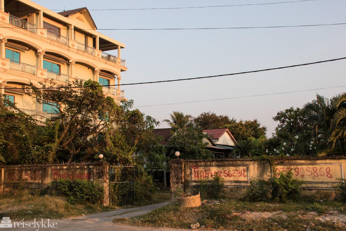 Arkitektur Kampot