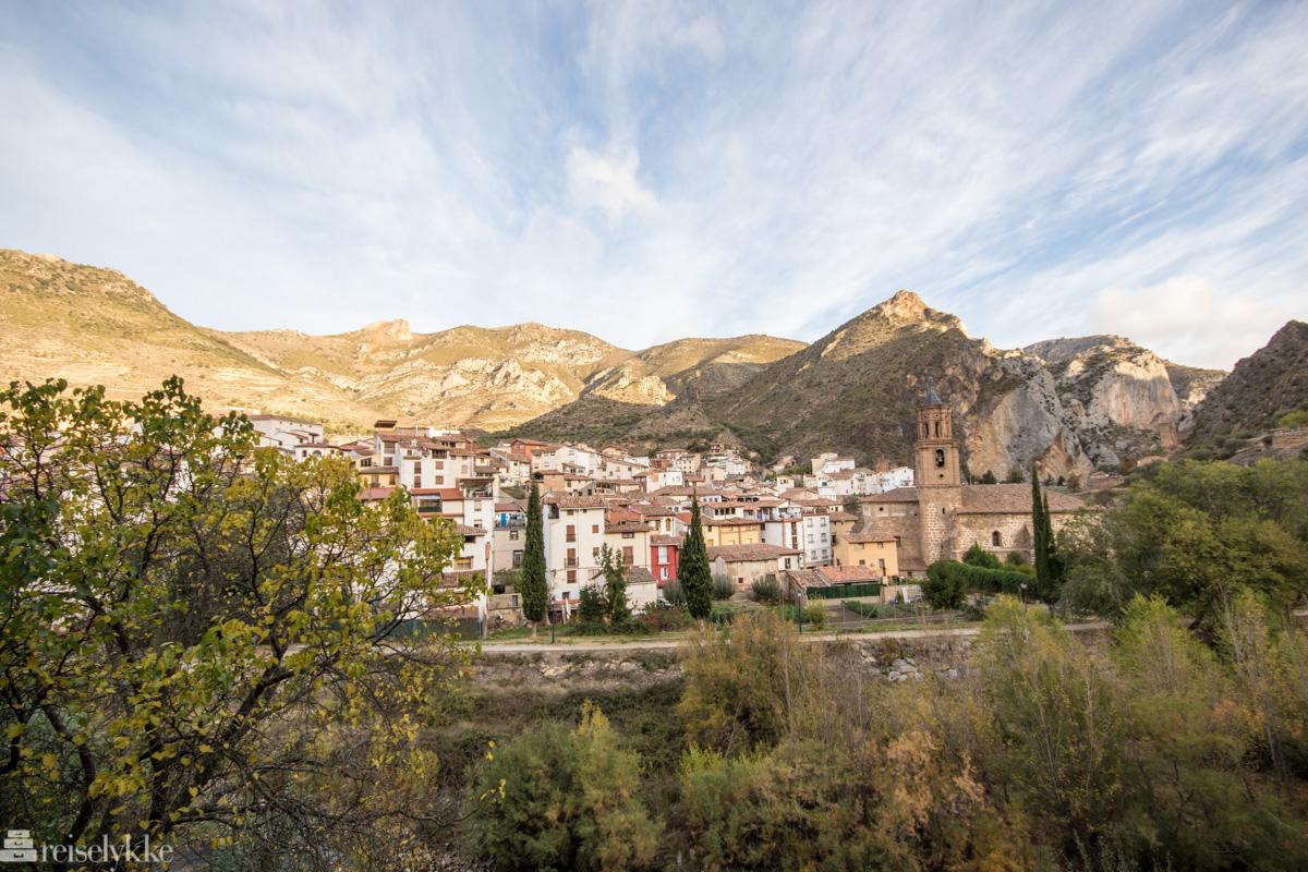 Arnedillo i La Rioja