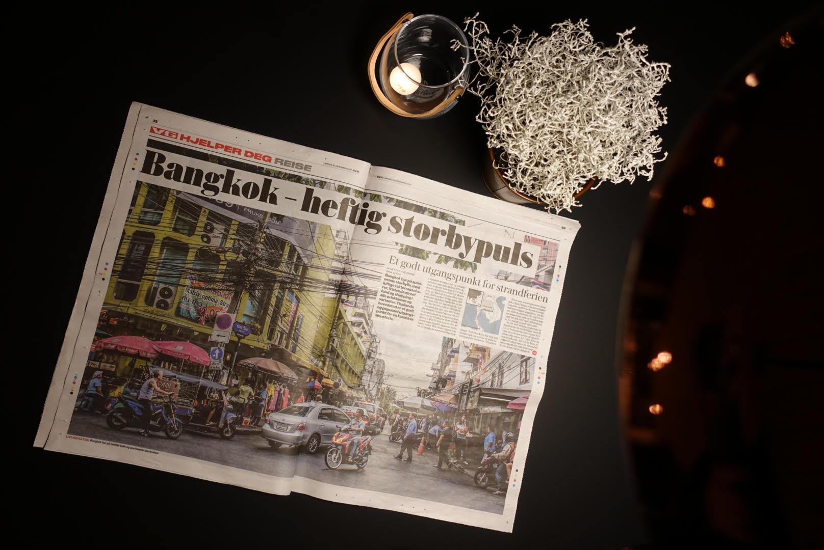 Bangkok i VG_bilde