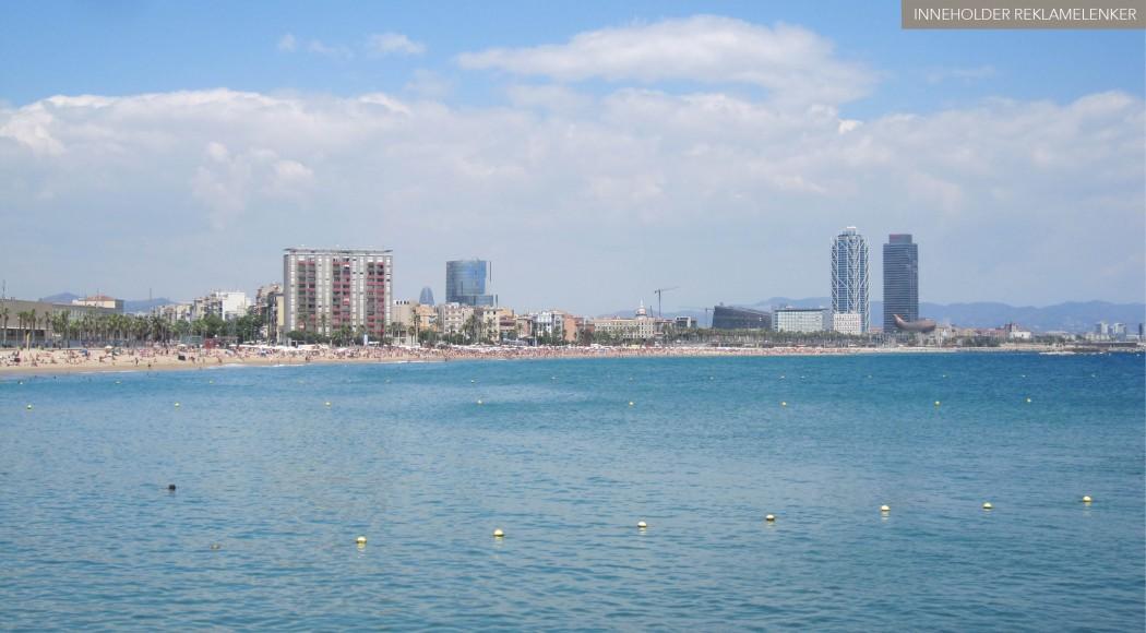 Hotell i Barcelona