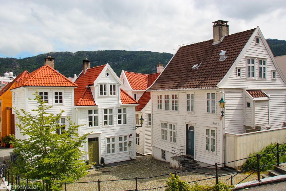 Reisetips til høstferien - her fra Nordnes i Bergen