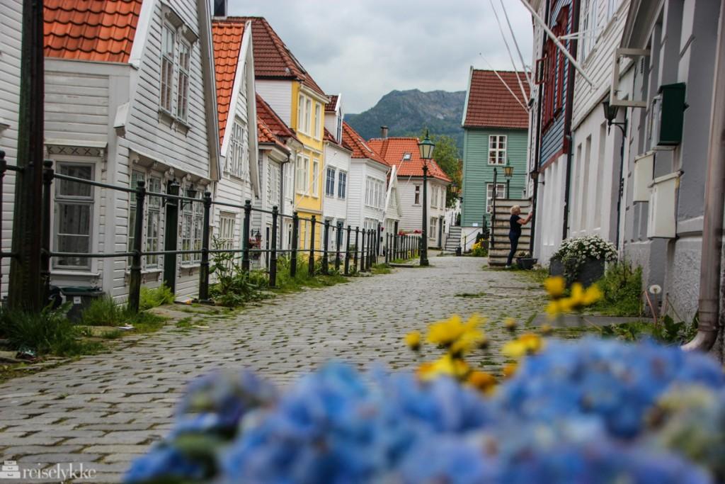 Bergen gamleby