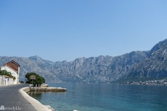 Biltur i Montenegro