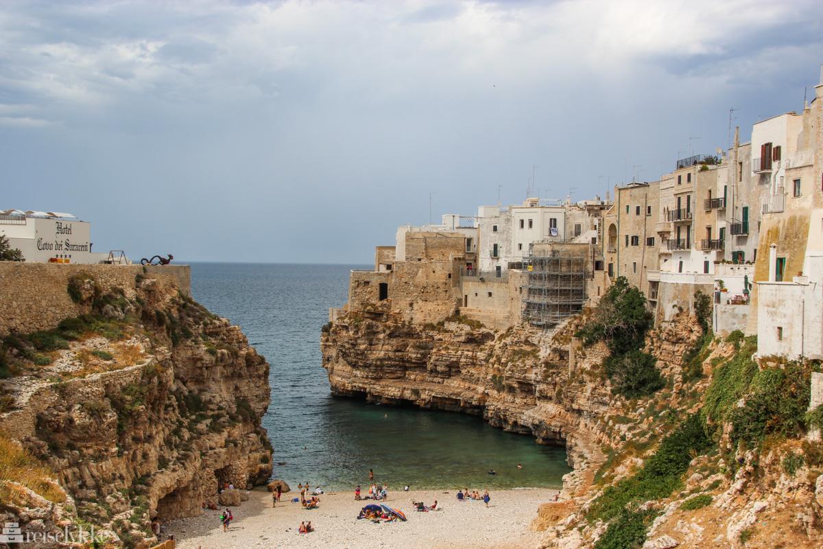 Biltur i Puglia