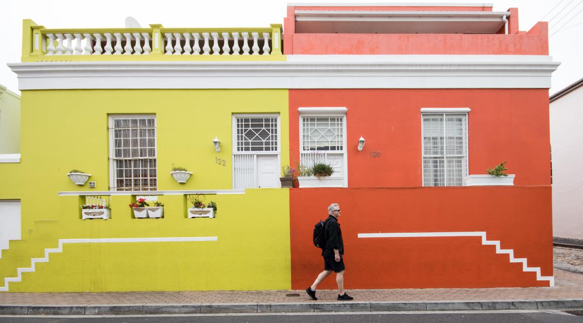 Bo-Kaap, Cape Town, Sør-Afrika