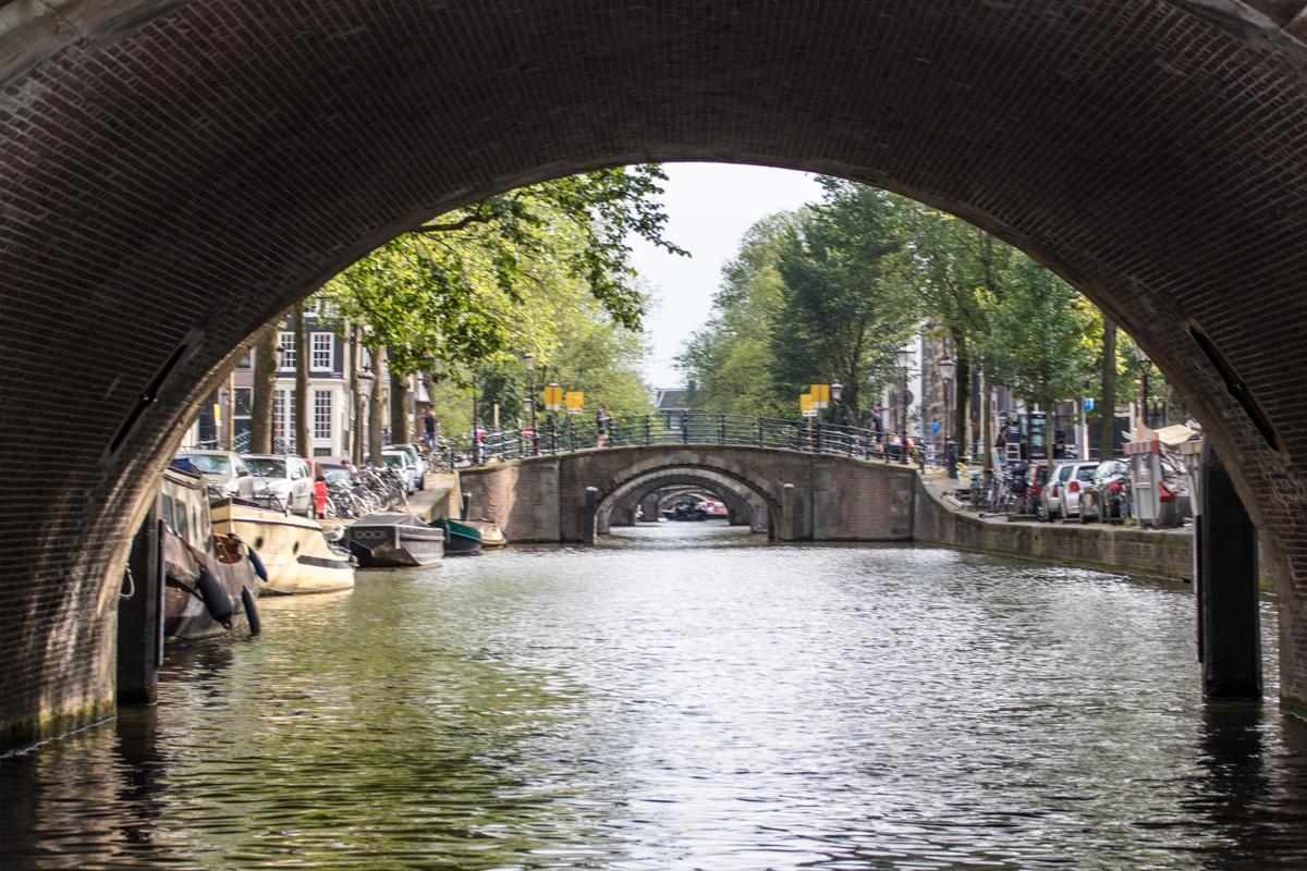 Broer i Amsterdam