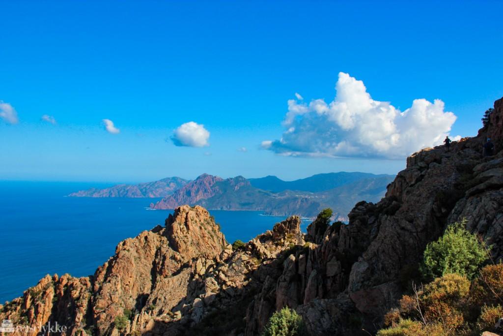 Calanques de Piana, Korsika