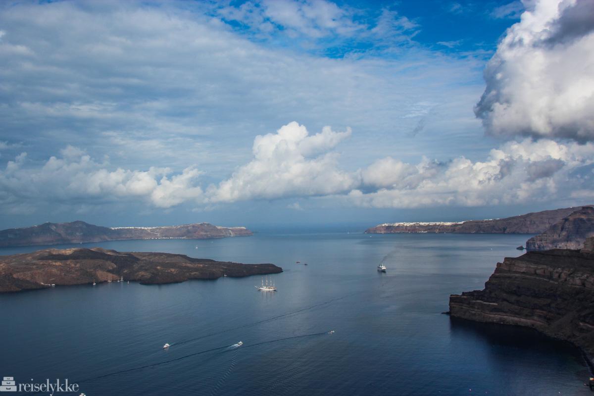 Calderaen Santorini