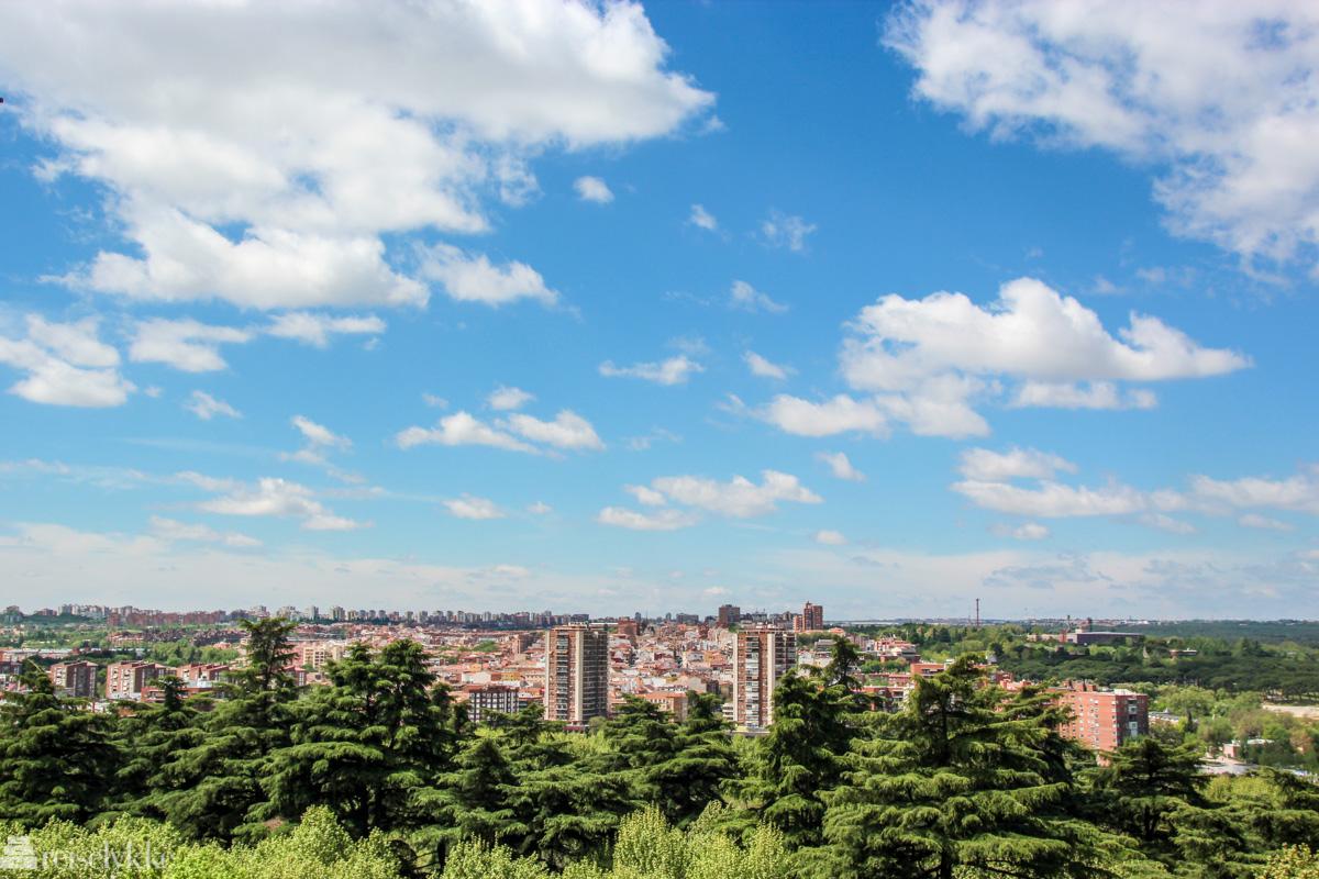 Campo del Moro i Madrid
