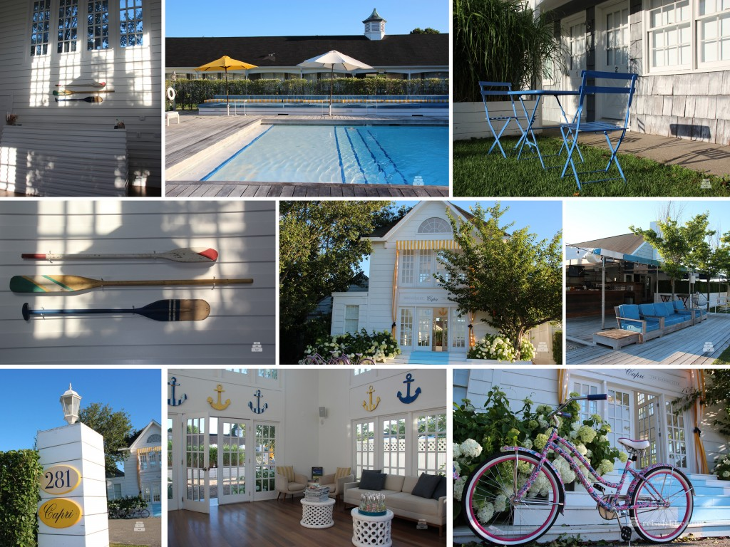 Overnatting The Hamptons: Capri Southampton