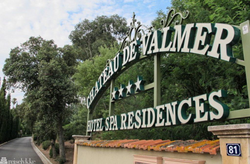 Chateau de Valmer Hotel
