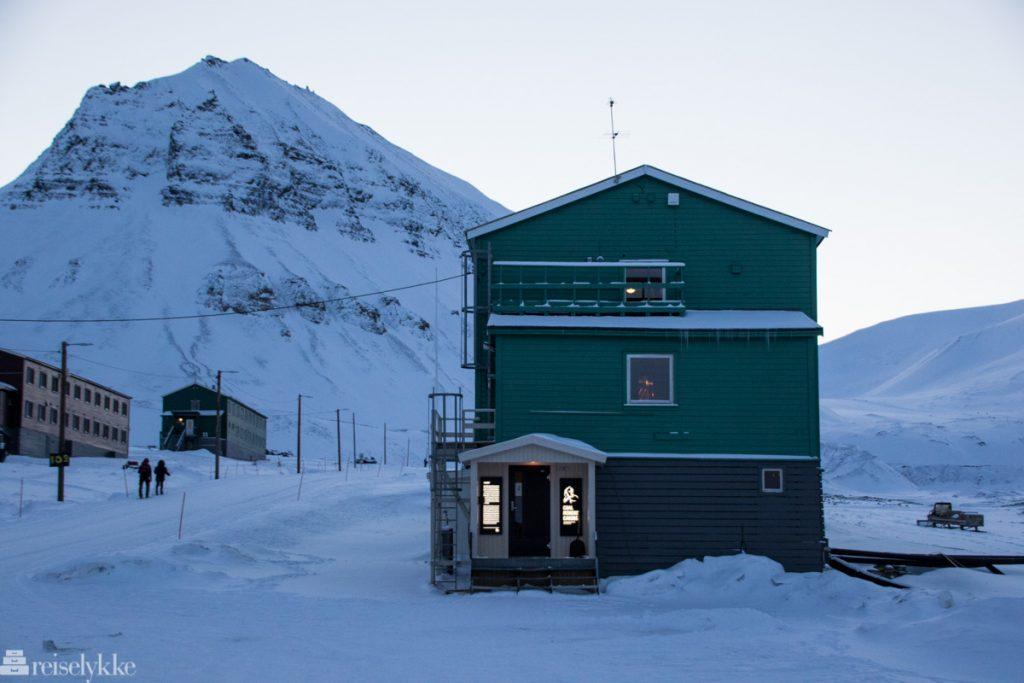 Coal Miner's Cabin, Svalbard