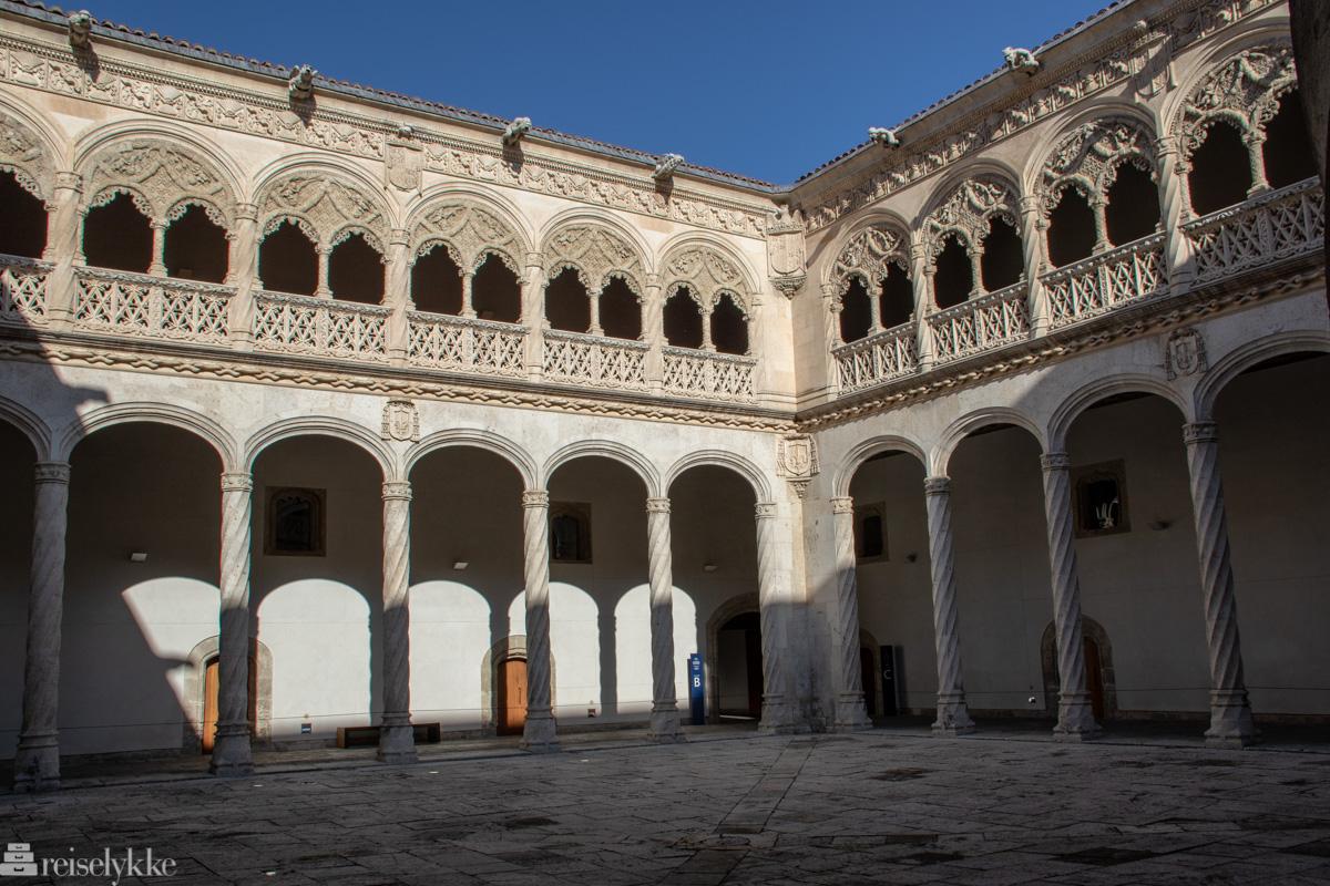 Colegio de San Gregorio Valladolid