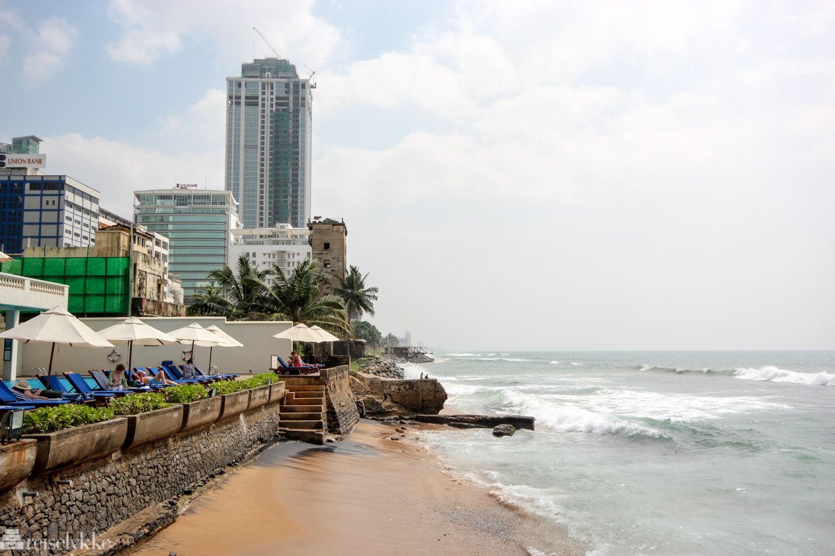 Colombo strand