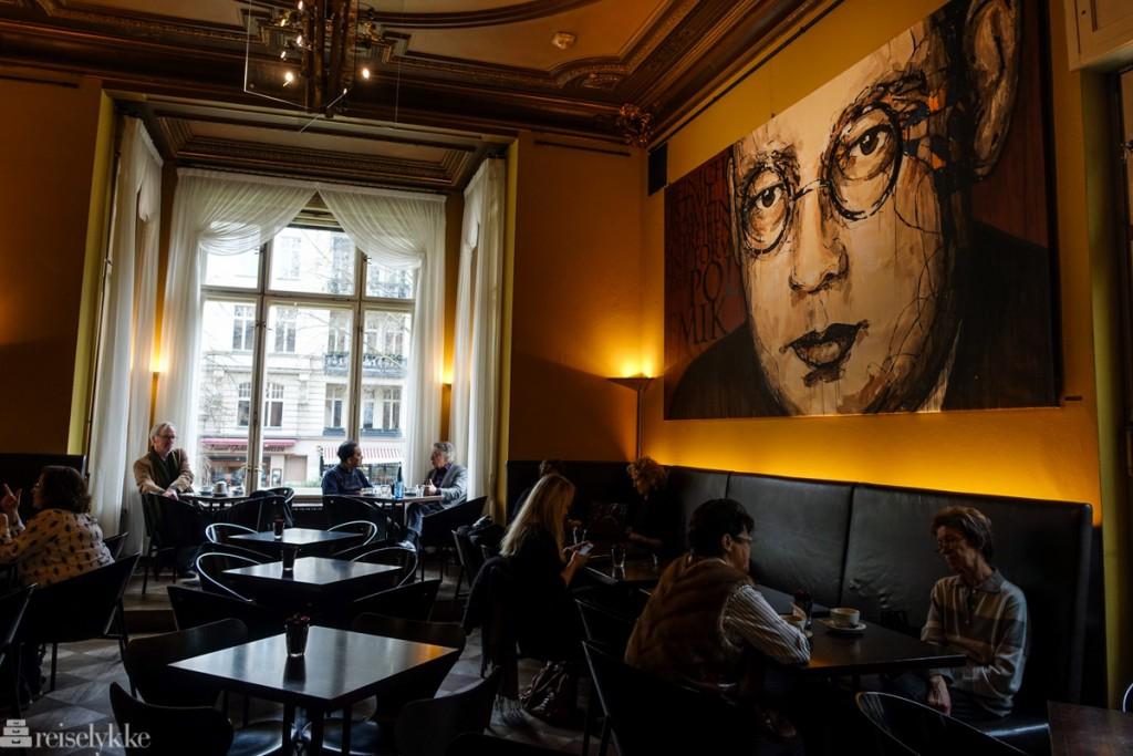 Bokhandlere verdt å reise for: Literaturhaus Berlin