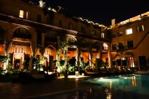 hotell i marrakech, les jardis de la koutoubia