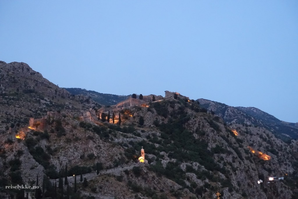 Kotor Stari Grad, Montenegro