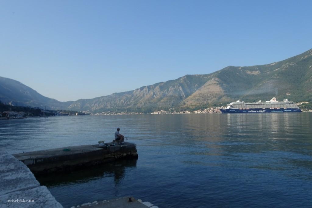 Kotor-bukta, Montenegro