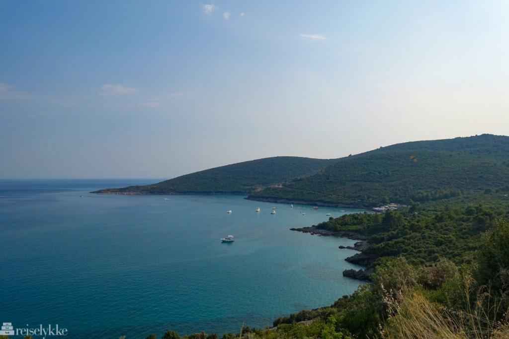 Lustica Bay i Montenegro