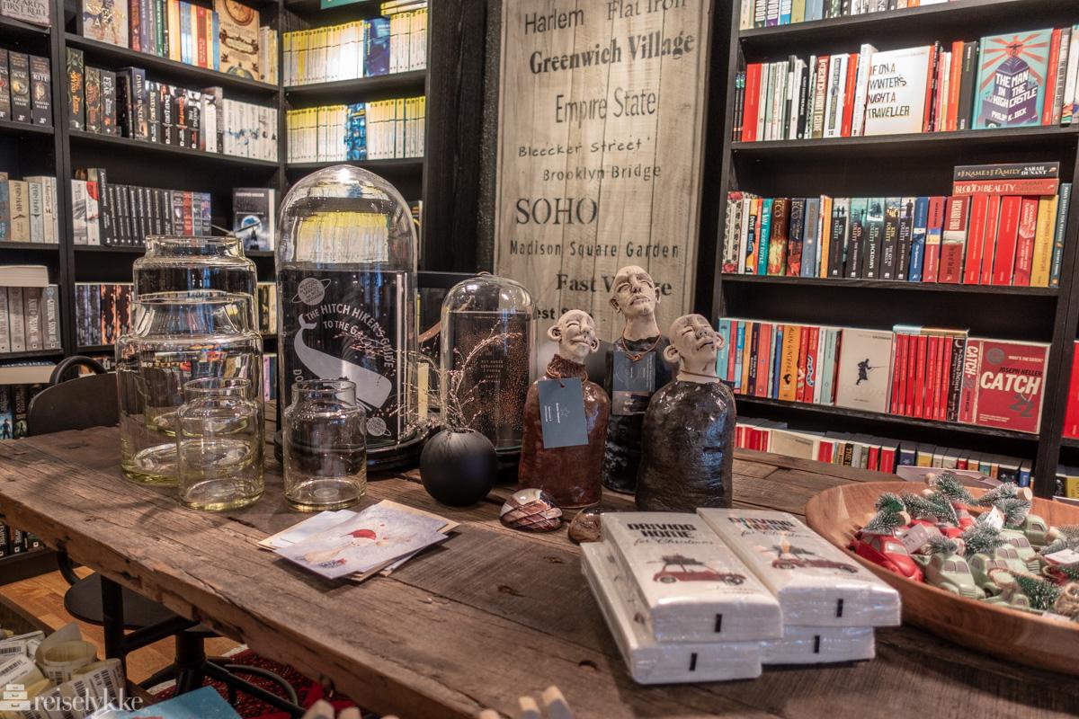 Den lille bokhandelen