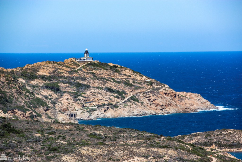 tårn på Korsika