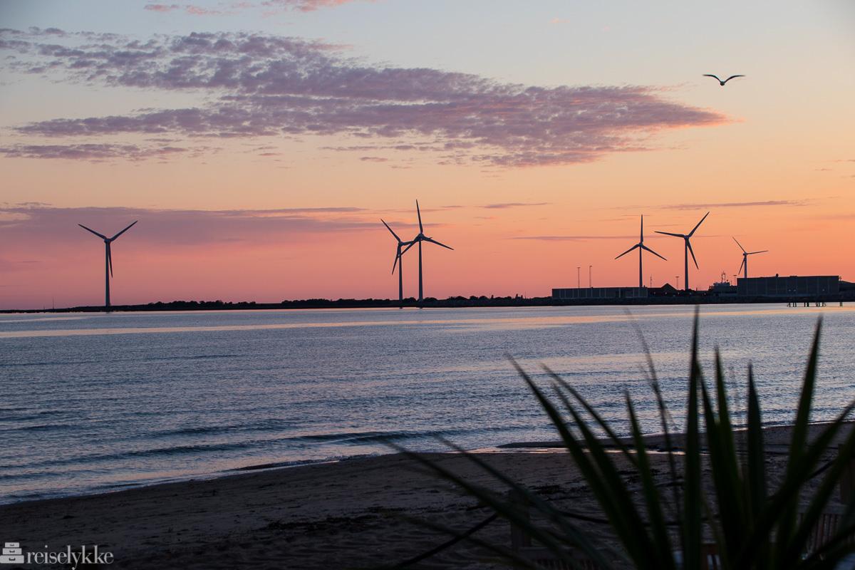 Falkenberg vindmøller