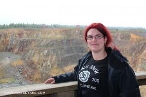 Johanna Nybelius, Falu gruva