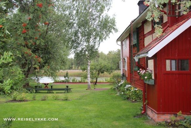 Carl Larsson gården i Sundborn