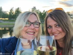 Värmland; mor og datter på roadtrip