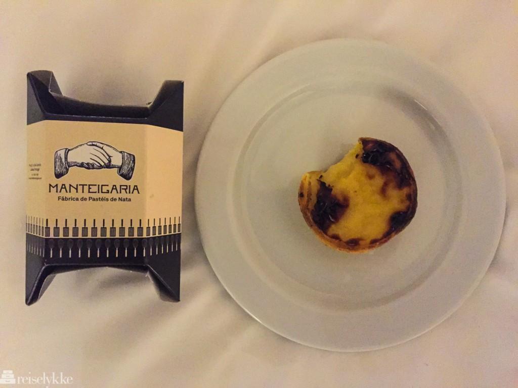 Pastel i Lisboa: gode restauranter i Lisboa