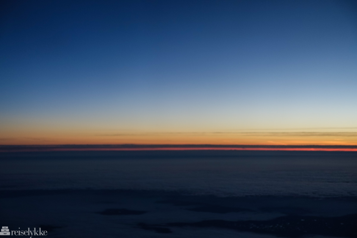 Flyreiser og klimagassutslipp