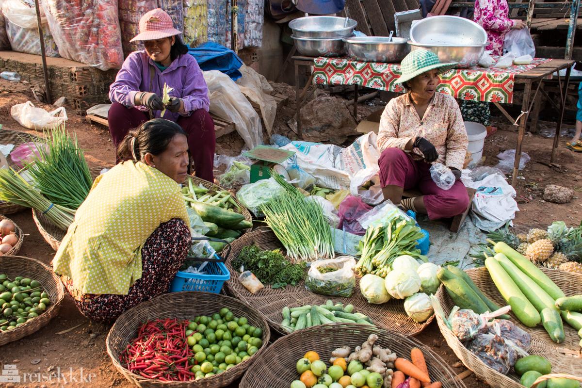 grønnsaksmarked