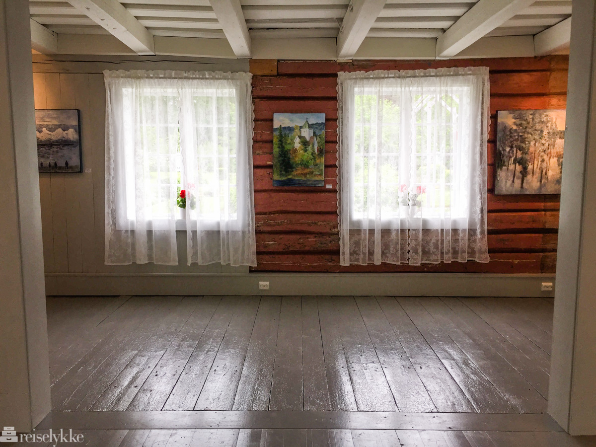 Galleriet i Eidsfoss hovedgård