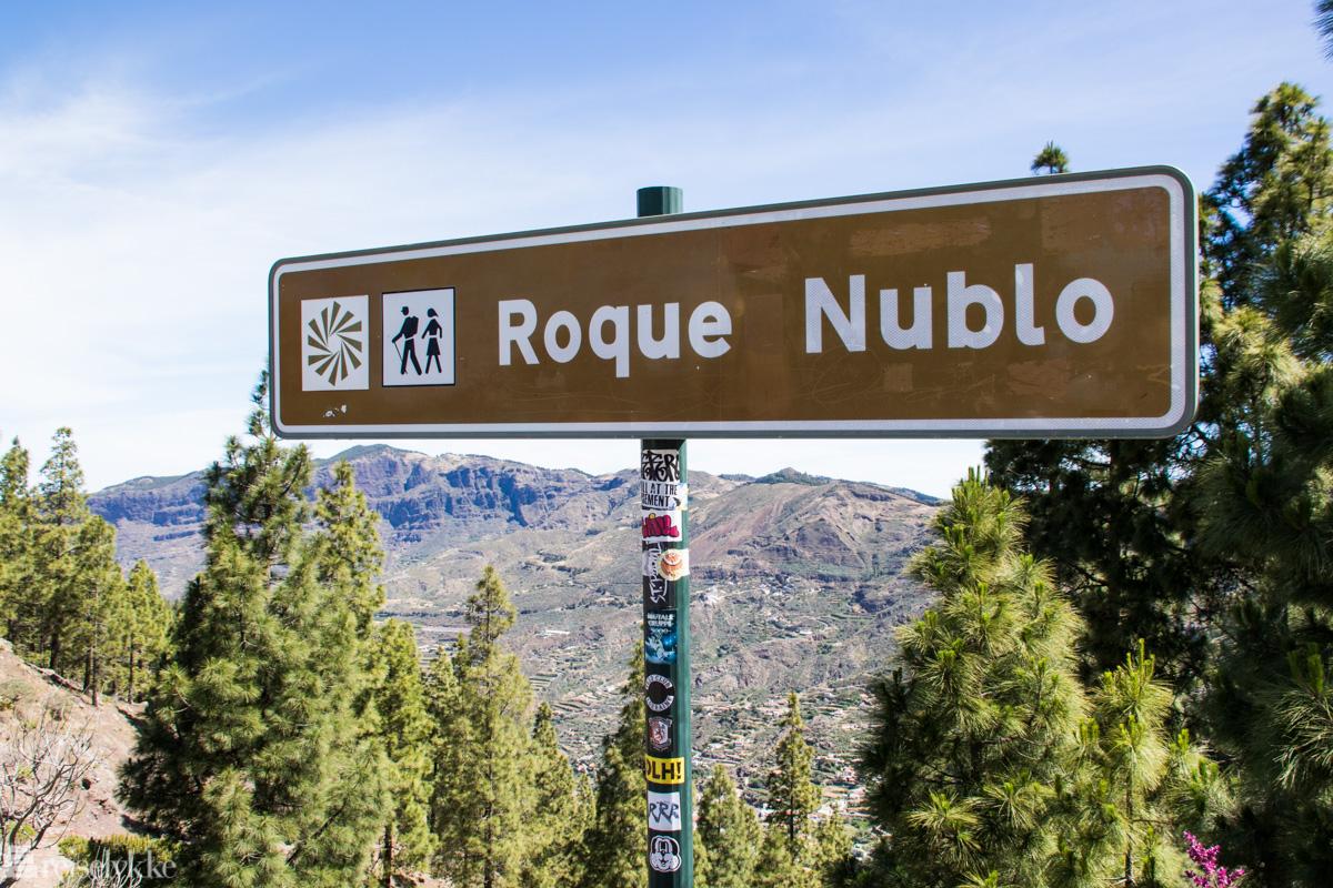 Gran Canaria Roque Nublo 1