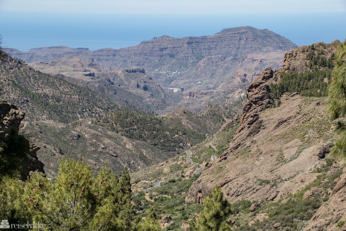 Gran Canaria Roque Nublo 2