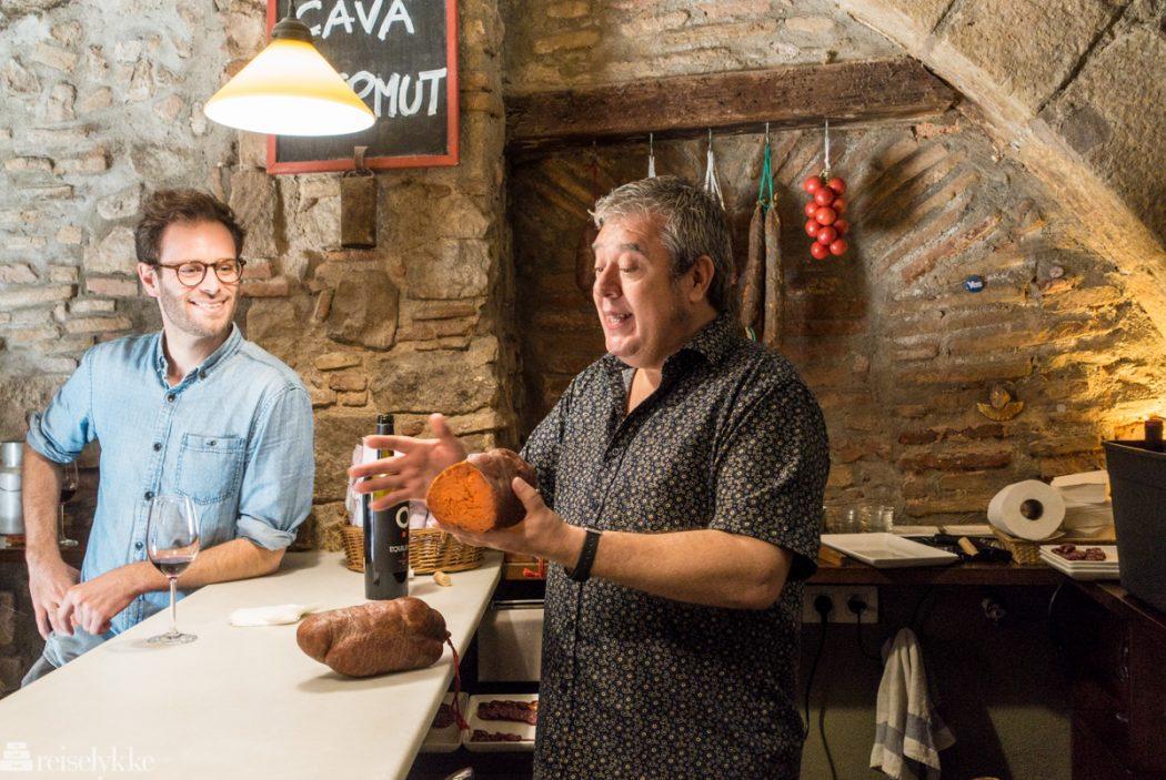 Guidet gastrotur i Barcelona