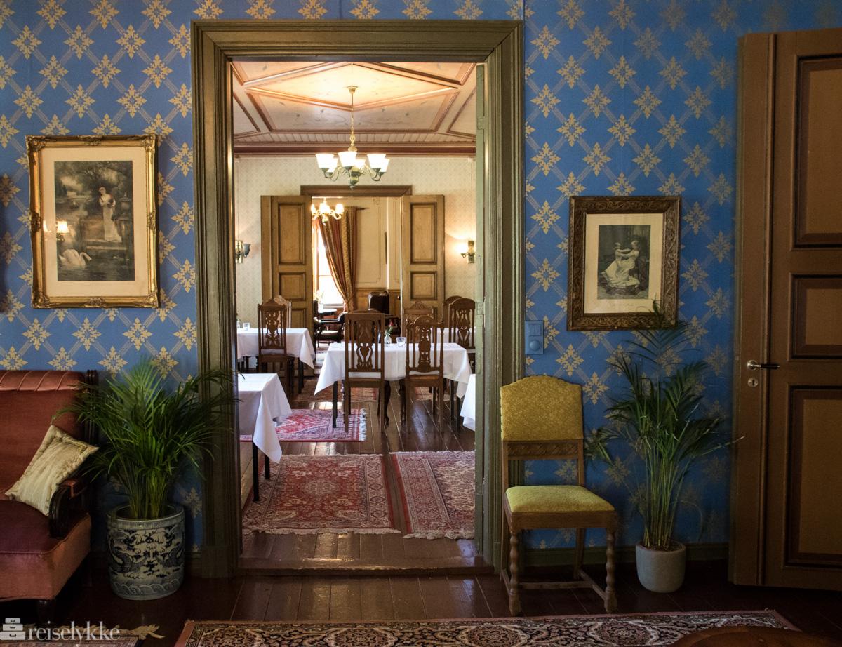 Historiske omgivelser Dalen Hotel