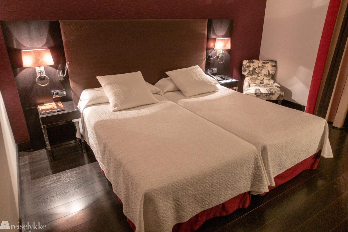Hotel Gareus i Valladolid