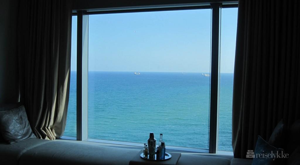 hotell i barcelona, hotel w