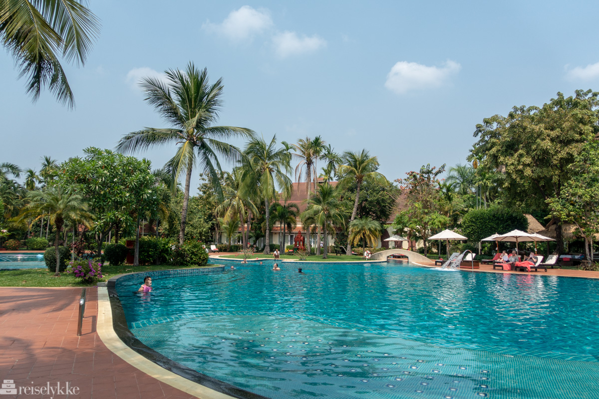 Hotell i Siem Reap
