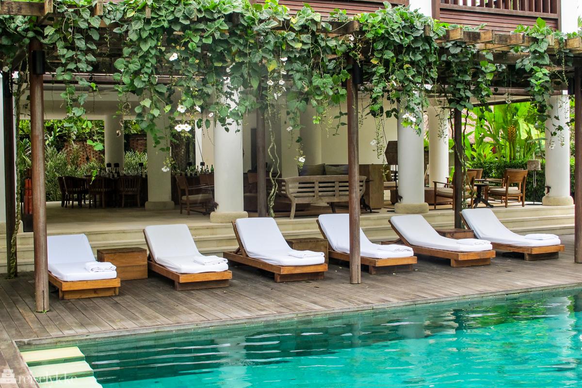 Hotell i Ubud, Bali