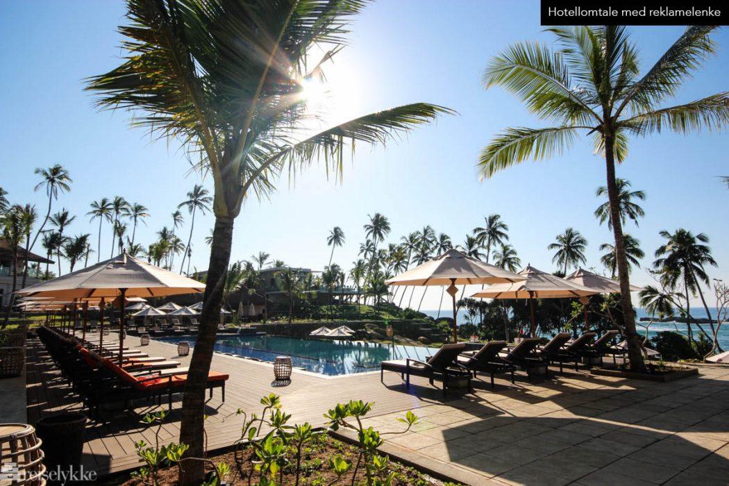 Hotellomtale Anantara Peace Haven