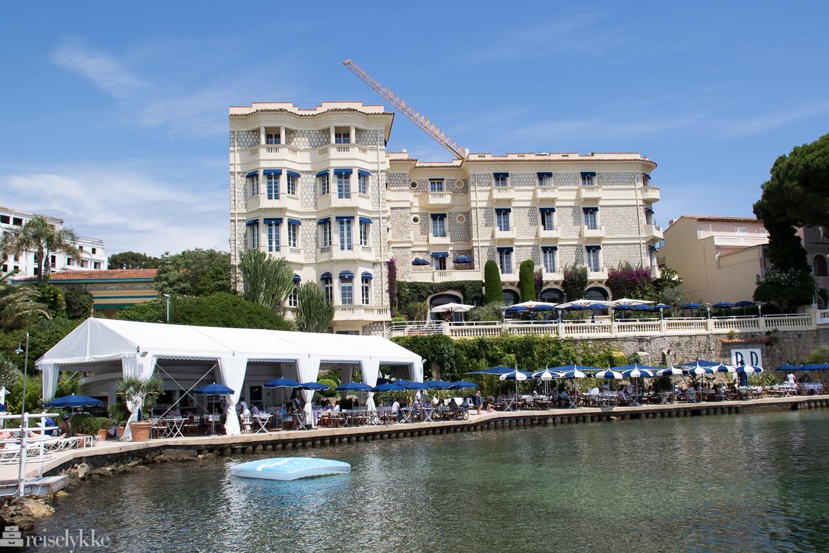 Hotelltips i Juan-les-Pins